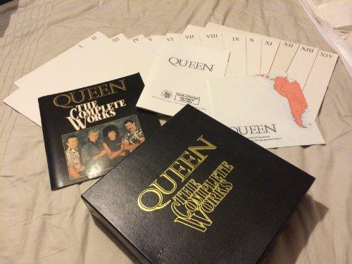 queen vinyl box set - 9