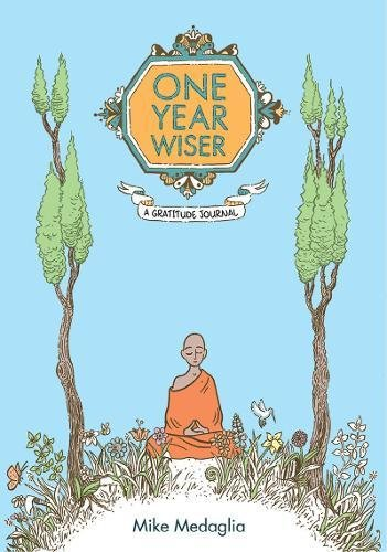 F.R.E.E One Year Wiser: A Gratitude Journal W.O.R.D