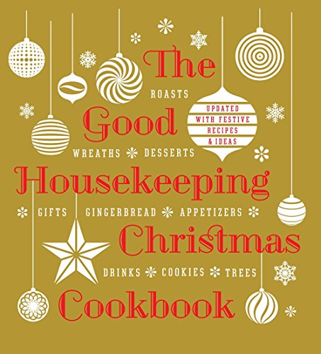 The Good Housekeeping Christmas Cookbook (Bridal Edition Cookbook)