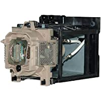 AuraBeam Professional Runco CL-610 Projector Replacement Lamp with Housing (Powered by Philips)