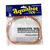 Aquabot Aqua Products A3302Pk Pool Cleaner Drive Belt, 2-Pack