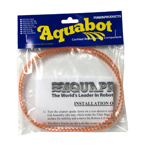 Aqua Products A3302PK Pool Cleaner Drive Belt , 2-Pack - Pool Products Pool Parts