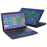 """MightySkins Skin Compatible with Toshiba Satellite C50 C55 15.6"""" – Bling World 