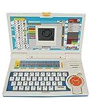 Aaryan Enterprise English Learner/Education Laptop for Kids 20 Activities