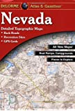 Nevada Atlas and Gazetteer (Nevada Atlas & Gazetteer)