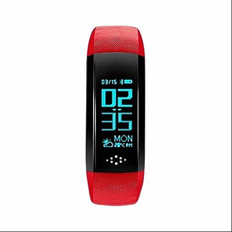 Reloj inteligente Bluetooth Relojes de pulsera de deporte,Historial De Llamadas,Fitness Tracker,