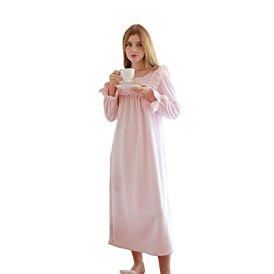 new styles dff84 2e893 Frauen halten warme Pyjamas Cute Long Sleeves Home Kleidung ...
