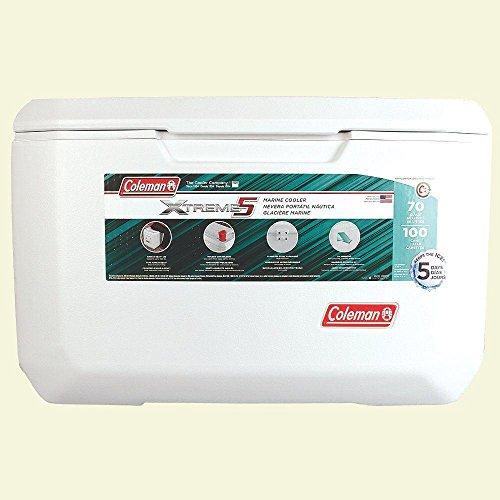 70 quart marine cooler - 1