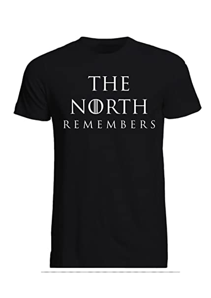 100% genuine beauty pretty nice Game of Thrones The North Remembers Graphic Design T-Shirt