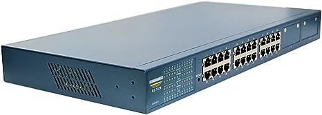 5 Port 10//100Mbps Fast Ethernet Unmanaged Switch SEDNA
