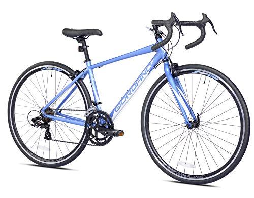 Giordano Aversa Aluminum Road Bike, 700c Women's Small (Best Sports Bike For Female Beginners)