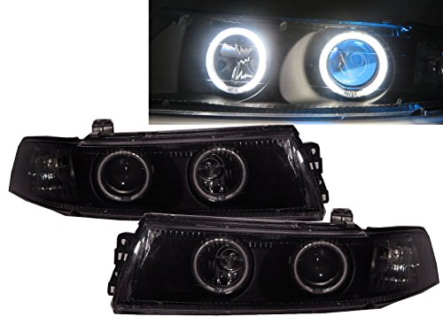 CABI EVOLUTION EVO 6 LANCER EVO 1998 2001 Sixth generation - Sedan 4D CCFL Projector Headlight Headlamp for Mitsubishi LHD