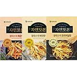 [Seokwang Nonghyup] Delicious Dried Pollack(Hwangtae)Snack 20g x 3packs Set, Made natural taste the maximum by using…