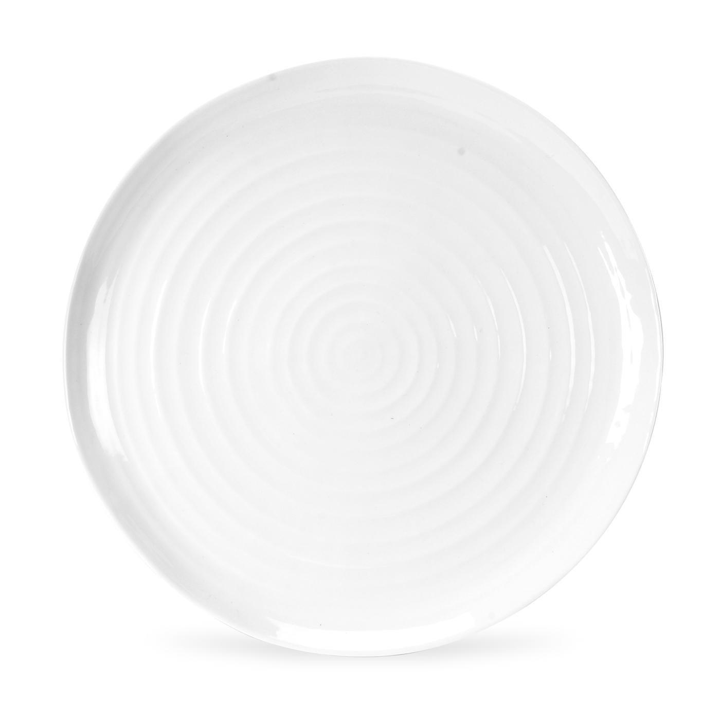 Portmeirion Sophie ConranWhite Round Platter