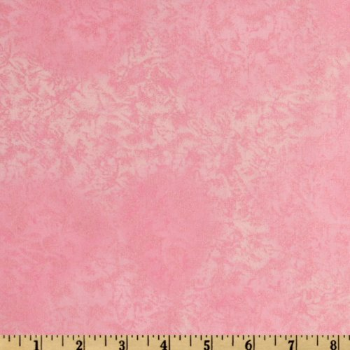 (Michael Miller Fairy Frost Pink Fabric by The Yard)