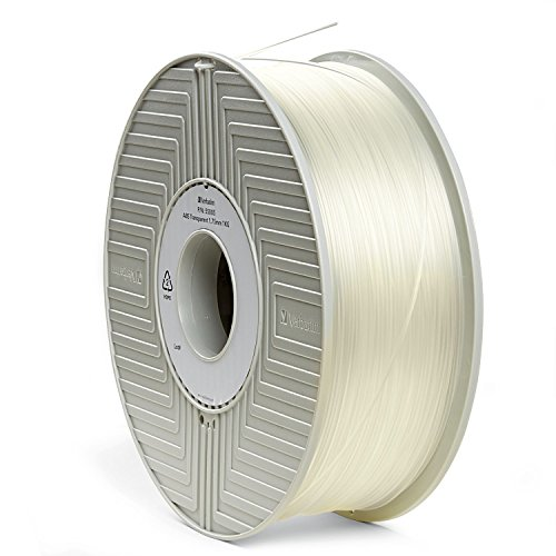 Verbatim 55005 ABS Filament 1,75 mm 1 kg Transparent