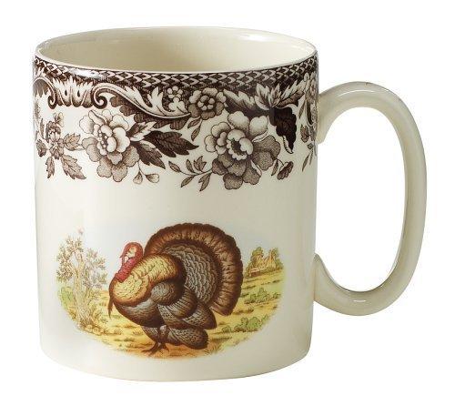 Spode Woodland Turkey Mug by Spode