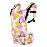 Tula Baby Free-to-Grow Baby Carrier, Adjustable