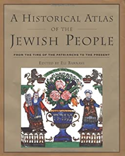 Image result for historical atlas of the jewish people