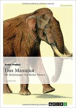 Book Das Mammut