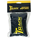Track Microfiber Grip Sack - Black/Yellow