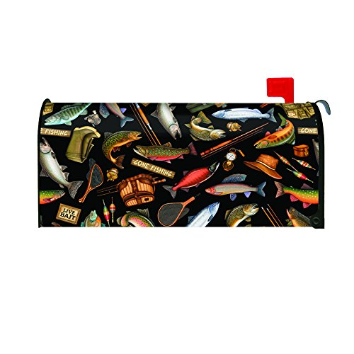 Toland Home Garden Decorative Mailbox product image