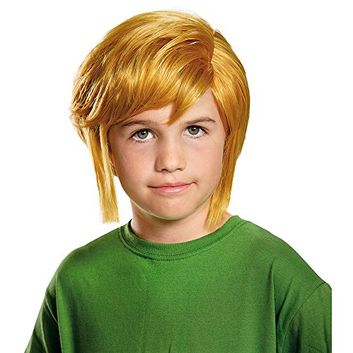 [Disguise Link Child Wig Costume] (Link Girl Costumes)