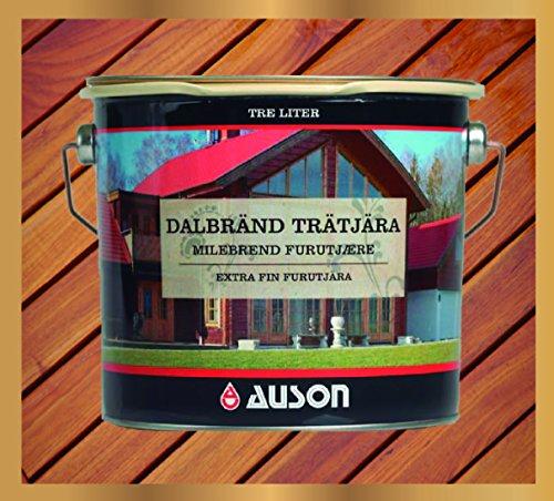 Kiln Burned Pine Tar - 1 Gallon by Auson