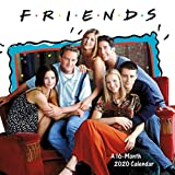 Friends 2020 Wall Calendar