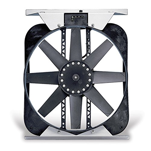 "Flex-a-lite 40 Black 15"" '84-'97 Ranger/Bronco Electric Fan"