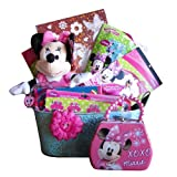 5103ntm45yL. SL160  Mini Mouse Accessory Basket Perfect for Get Well or Birthday Gift Basket for Girls