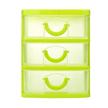 Oggetti In Plastica Per La Casa.Jerfer Piccoli Oggetti Di Plastica Durevoli Di Plastica Del Cassetto