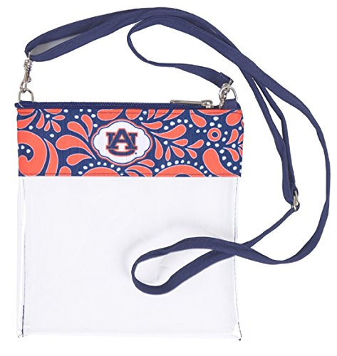 Auburn Tigers Clear Gameday Crossbody Bag (Tigers Game Auburn)