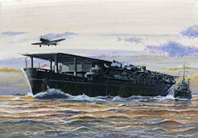 40080 1/700 IJN Aircraft Carrier Kaiyo