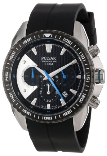 - Pulsar Men's PT3273 Chronograph Collection Watch
