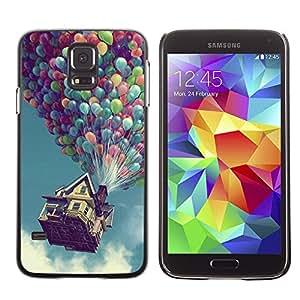 Stuss Case / Funda Carcasa protectora - Hasta Globo Casa - Samsung Galaxy S5