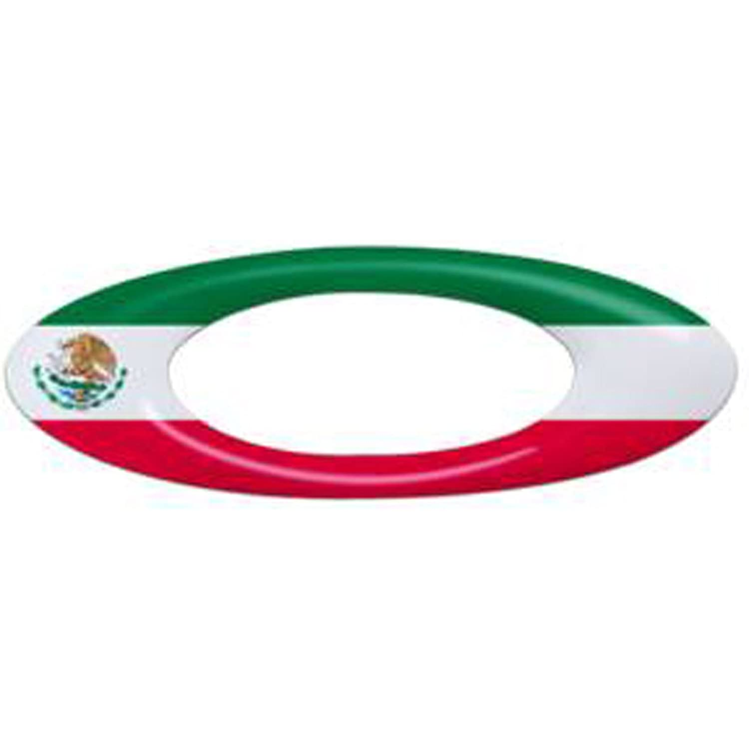 amazon com oakley oakley metal sticker mexico country flag