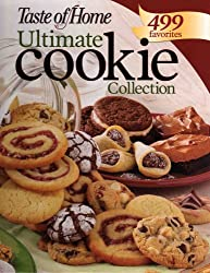 The Ultimate Cookie Collection: 499 Favorites