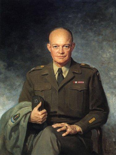 Eisenhower Portrait - 8