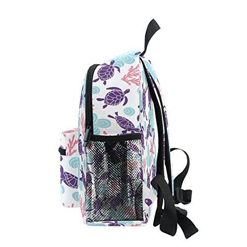 nbsp;Backpack Baby nbsp;Girls nbsp;Bag nbsp;for ZZKKO Turtle Sea nbsp;School Boys nbsp;Book Kids nbsp;Toddler gwIqZHxa