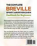 The Complete Breville Smart Air Fryer Oven Cookbook