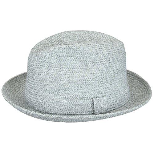Country Gentleman Mens Braided Fedora Hat