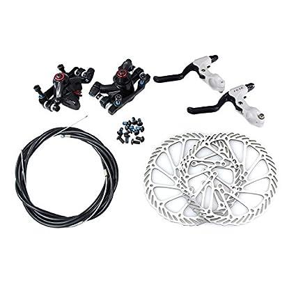 Mechanical Disc Brake MTB Bike Cycling Bicycle Rear Caliper HS