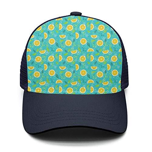 x Lemonade Diet Unisex Adjustable Mesh Snapback Hat ()