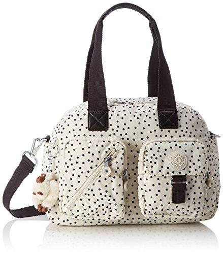 Kipling Defea, Women's Bag, Mehrfarbig (Soft Dot)