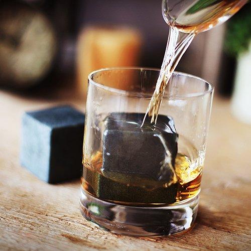 SPaRQ Lot de pierres à whisky intégral 2-2