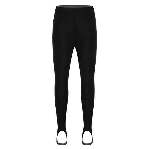 03632e73a Amazon.com  Agoky Tights for Girls Ballet Yoga Gymnastics Leotards ...