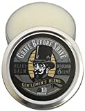 Cheap GRAVE BEFORE SHAVE Gentlemen's Blend Beard Balm (Bourbon Scent) (4 oz.)