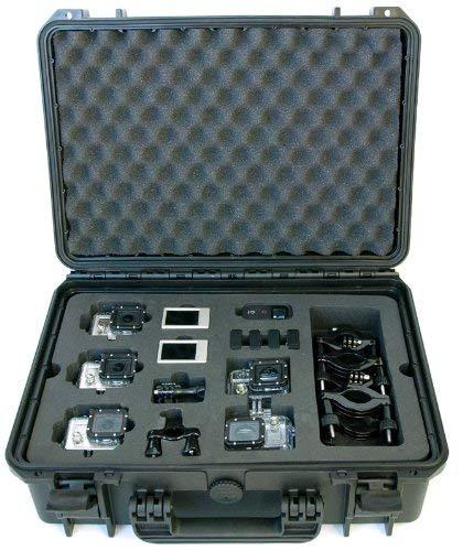 KPSPORT KPC-GP4-Bハードケースブラックカメラケース [並行輸入品] B07LFDR764