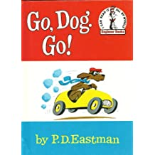 Go, Dog. Go! (I can read all by myself ~BEGINNER BOOKS) 2008
